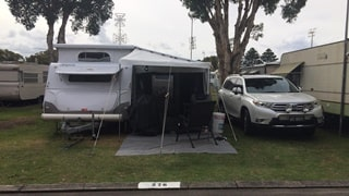 Central Coast Camping